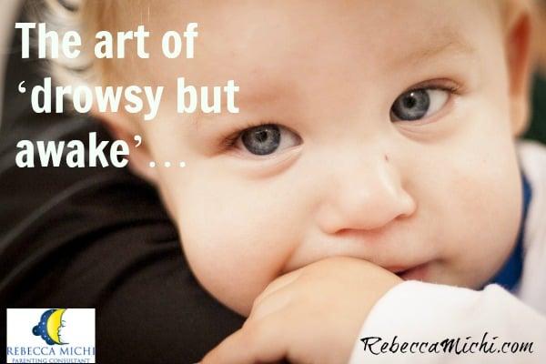 The art of drowsy but awake_RebeccaMichi.com