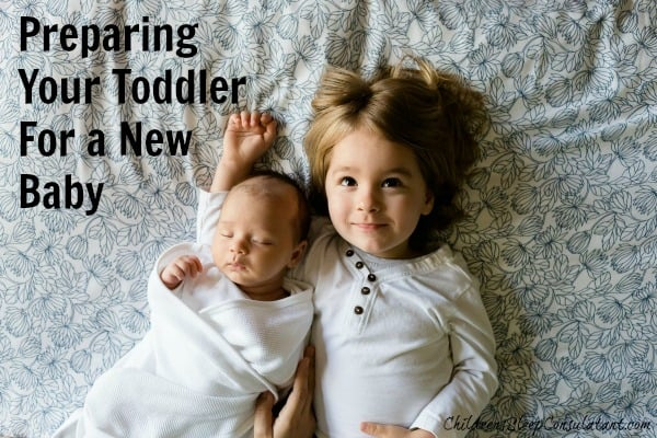 Preparing Your Toddler For a New Baby_ChildrensSleepConsultant.com