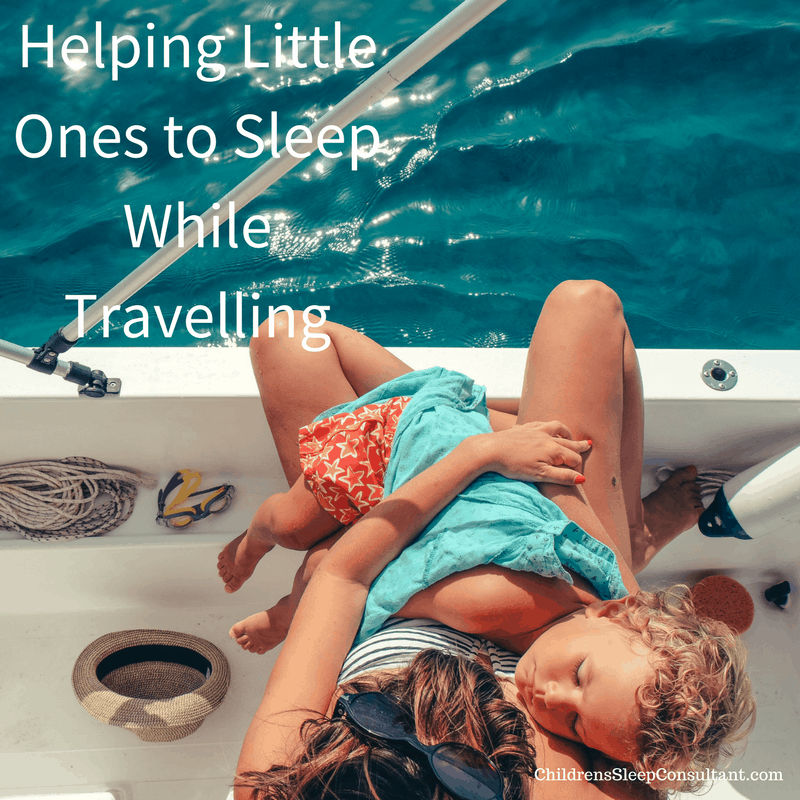Helping Little Ones to Sleep While Travelling