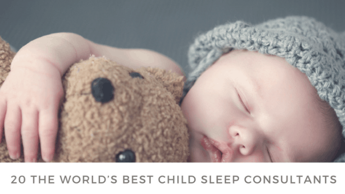 Rebecca has been named as one of the top 20 best sleep consultants in the world