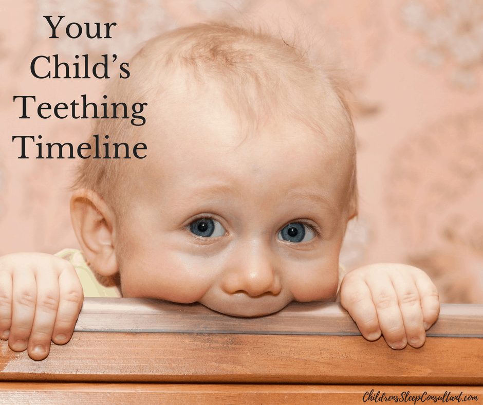 Your Child's Teething Timeline_ChildrensSleepConsultant.com